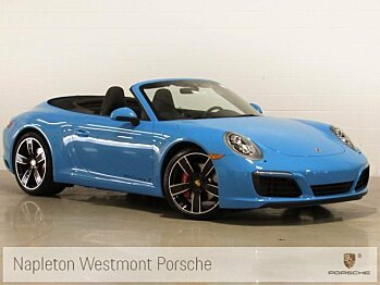 2017 Porsche 911 Cabriolet for sale 100879857