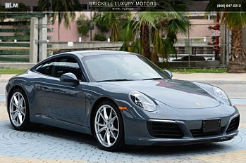 2017 Porsche 911 Carrera Coupe for sale 100955377