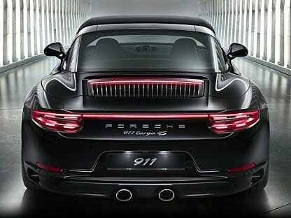 2017 Porsche 911 Targa 4S for sale 100835520