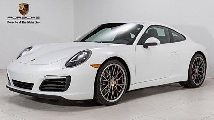 2017 Porsche 911 Coupe for sale 100858032