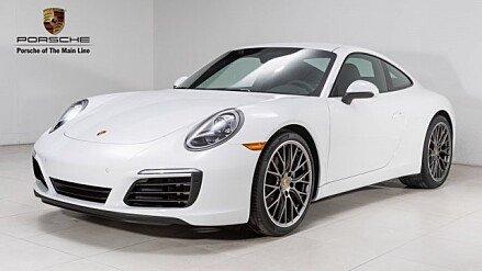 2017 Porsche 911 Carrera Coupe for sale 100858084