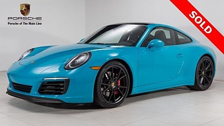 2017 Porsche 911 Coupe for sale 100858152