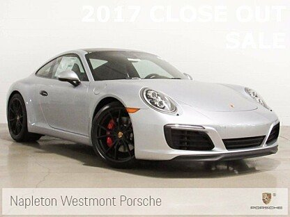 2017 Porsche 911 Coupe for sale 100863706
