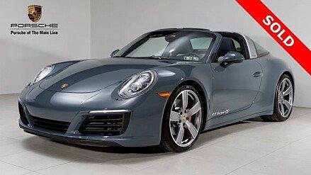 2017 Porsche 911 Targa 4S for sale 100864460