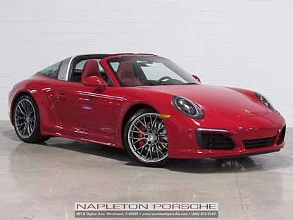 2017 Porsche 911 Targa 4S for sale 100865216
