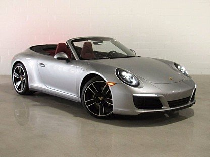 2017 Porsche 911 Carrera Cabriolet for sale 100865913