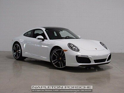 2017 Porsche 911 Carrera Coupe for sale 100874727