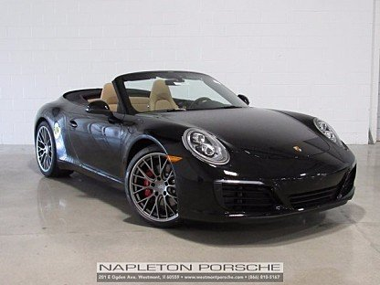 2017 Porsche 911 Cabriolet for sale 100874728