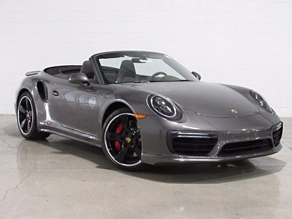 2017 Porsche 911 Cabriolet for sale 100886182
