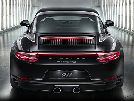 2017 Porsche 911 Targa 4S for sale 100925709