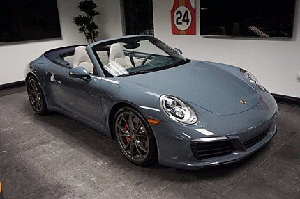 2017 Porsche 911 Cabriolet for sale 100925966