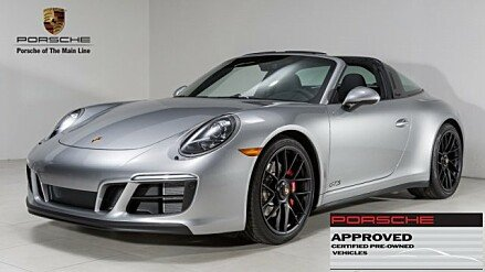 2017 Porsche 911 Targa 4S for sale 100926443