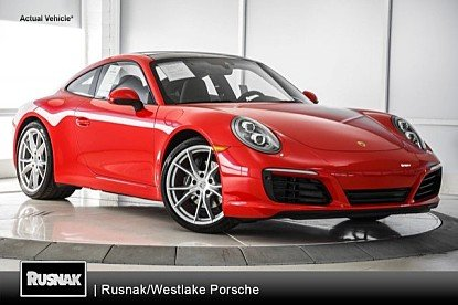 2017 Porsche 911 Carrera Coupe for sale 100929349