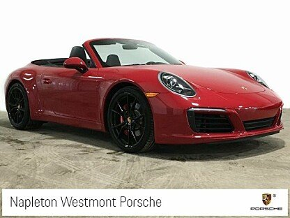 2017 Porsche 911 Cabriolet for sale 100950952