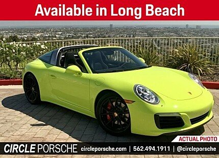 2017 Porsche 911 Targa 4S for sale 100955481