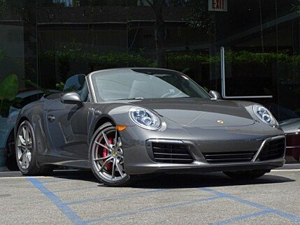 2017 Porsche 911 Cabriolet for sale 100955502