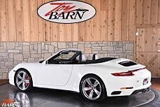 2017 Porsche 911 Cabriolet for sale 100958767