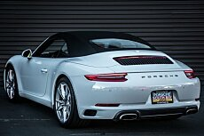 2017 Porsche 911 Carrera Cabriolet for sale 100967107