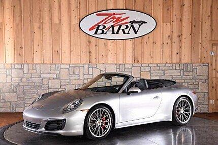2017 Porsche 911 Cabriolet for sale 100982085