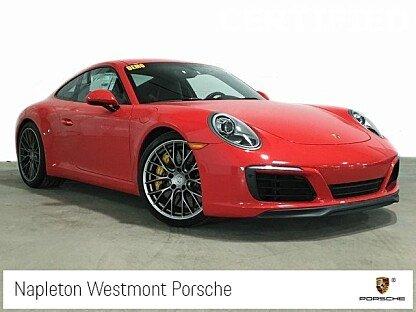2017 Porsche 911 Coupe for sale 100984381
