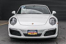 2017 Porsche 911 Carrera Cabriolet for sale 100986438