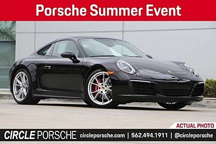 2017 Porsche 911 Coupe for sale 100987617