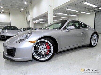 2017 Porsche 911 Coupe for sale 101000254