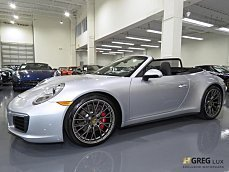 2017 Porsche 911 Cabriolet for sale 101000792