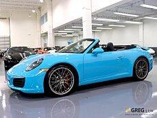 2017 Porsche 911 Cabriolet for sale 101034727