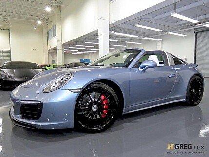 2017 Porsche 911 Targa 4S for sale 101044048