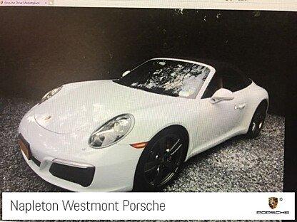 2017 Porsche 911 Cabriolet for sale 101055896