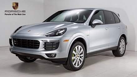2017 Porsche Cayenne S E-Hybrid for sale 100858042