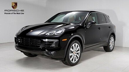 2017 Porsche Cayenne S for sale 100858056