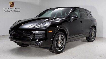 2017 Porsche Cayenne for sale 100858065