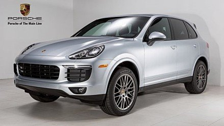 2017 Porsche Cayenne for sale 100858159