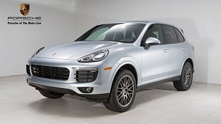 2017 Porsche Cayenne for sale 100858166