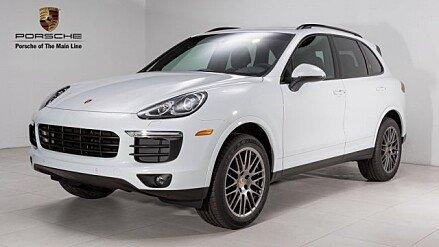 2017 Porsche Cayenne for sale 100858174
