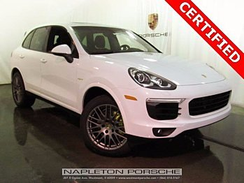 2017 Porsche Cayenne S E-Hybrid for sale 100805748