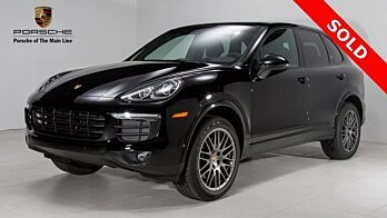 2017 Porsche Cayenne for sale 100858048