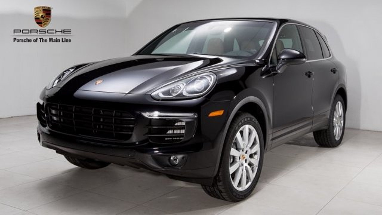 2017 Porsche Cayenne S for sale 100858076
