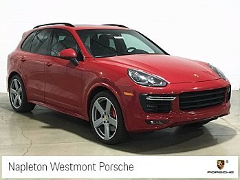 2017 Porsche Cayenne GTS for sale 100919369