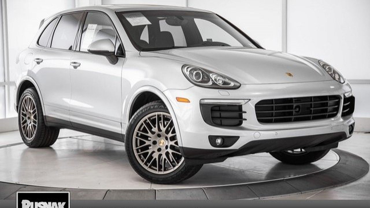 2017 Porsche Cayenne for sale 100973857