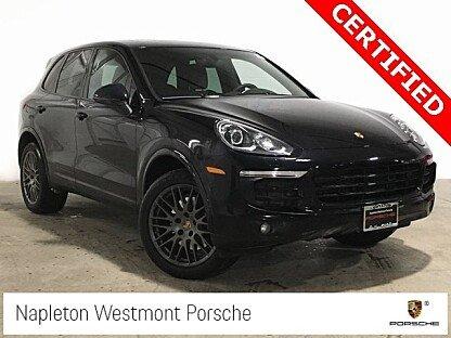 2017 Porsche Cayenne for sale 100820913