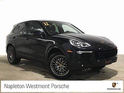 2017 Porsche Cayenne for sale 100835038