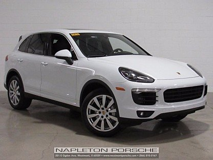2017 Porsche Cayenne S for sale 100851815