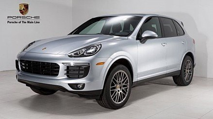 2017 Porsche Cayenne for sale 100858050