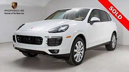 2017 Porsche Cayenne for sale 100858071