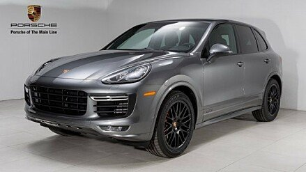 2017 Porsche Cayenne GTS for sale 100858087