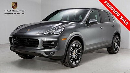 2017 Porsche Cayenne S for sale 100858154