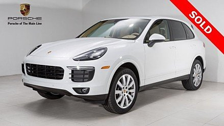 2017 Porsche Cayenne for sale 100858175